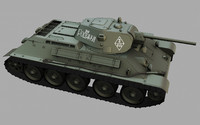 3dsmax t-34