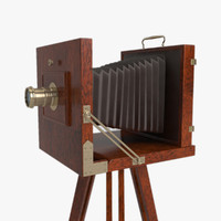 max 19th century camera