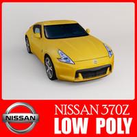 370Z Low poly