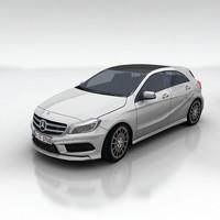 Mercedes benz A