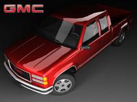GMC C1500 Mk4 FL Ext Cab