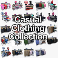 Casual Clothing Collection