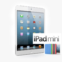 The New Apple iPad Mini with smart covers