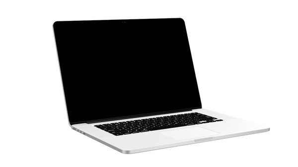 resolution macbook pro retina 3d model - Macbook Pro Retina 15