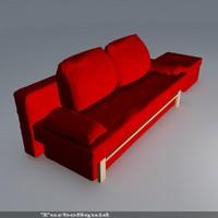 3dsmax sofa 03