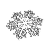 rhino custom snowflake
