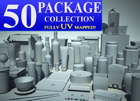 3d 50 packages
