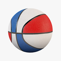 3ds ball basketball