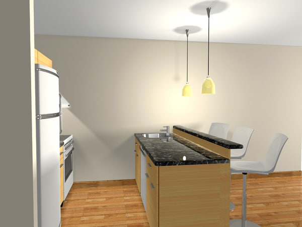 3d d s - D&S_Kitchen001... by sedespl