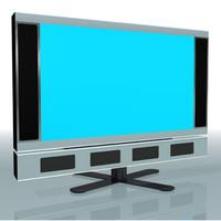 modern tv 3ds