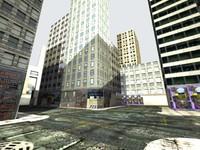 city modular model