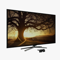 Samsung Smart Tv Led 3d UE55ES6560