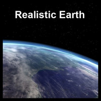 maya photorealistic earth