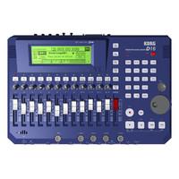 16 track recorder 3d model