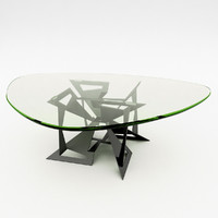3d model table designer george