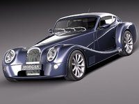 morgan aero supersports sport 3d 3ds
