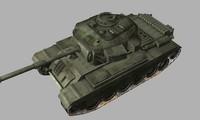 army tank 3d max