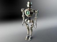 maya robot pl270