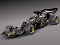 Lotus 72d 1970-1975 John Player Special Grand Prix
