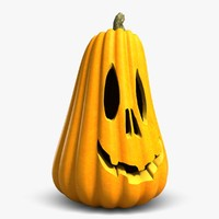 Pumpkin Head 1