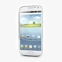 3d model samsung galaxy premier known