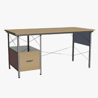 The Herman Miller Desk