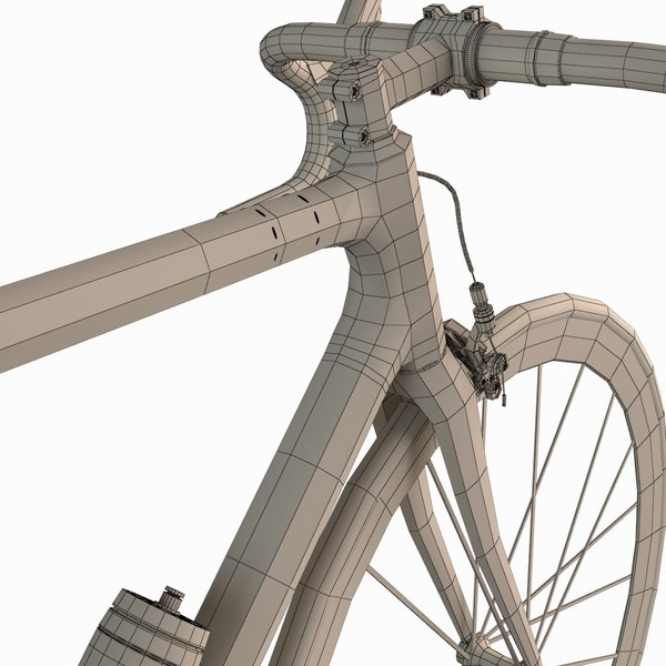 3dsmax cannondale bicycle - Cannondale... by maqyko