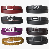 Fashion Belt 8 Collection