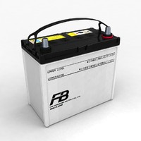 3ds max car battery 50