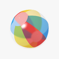 Beach Ball Transparent