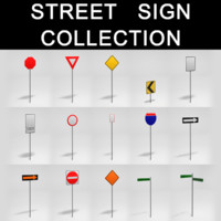 Street Sign Collection