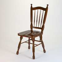 Ecomebel Grand wooden chair