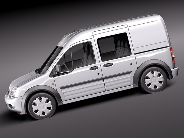 maya transit connect van 2012 - Ford Transit Connect 2012... by squir