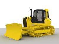 bulldozer 3d 3ds