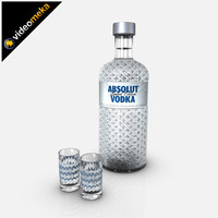 cinema4d limited edition absolut vodka