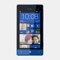 3d htc windows phone 8s