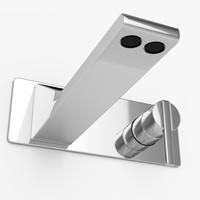 3dsmax wall-mount tap rem zazzeri