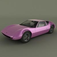 3d model monteverdi hai 450 ss