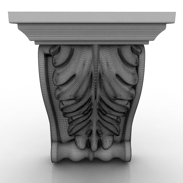 elements 65 3d 3ds - Architectural Elements 65... by bdcat