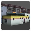 rail station x