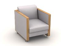sofa s220a 3d model