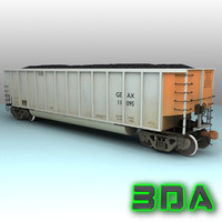 Railroad hopper J311 GEAX