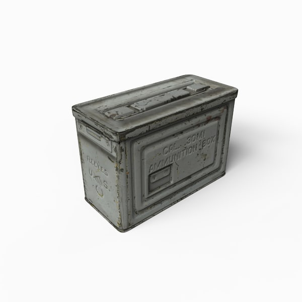 dxf 30mm ammo - 30mm ammo can... by toddschmidt