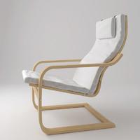 Poang IKEA armchair