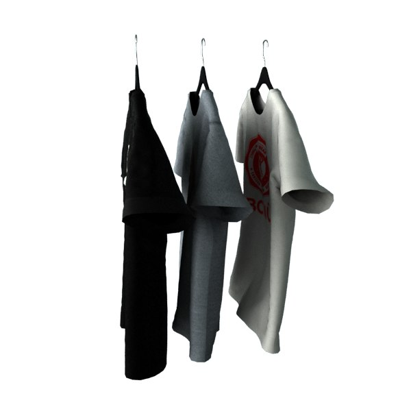 max t-shirt hanger - T-shirt on Hanger... by aeche