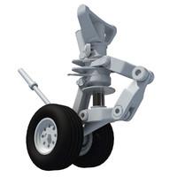 maya landing gear