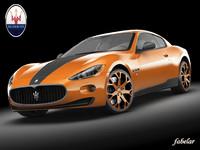 Maserati GT Masonry mod