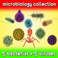 Microbiology collection