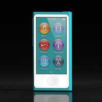 3ds max new ipod nano