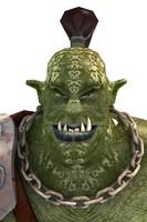 3d character shugrat orcs